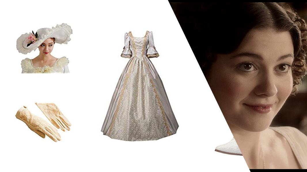 Mary Todd Lincoln Cosplay Tutorial