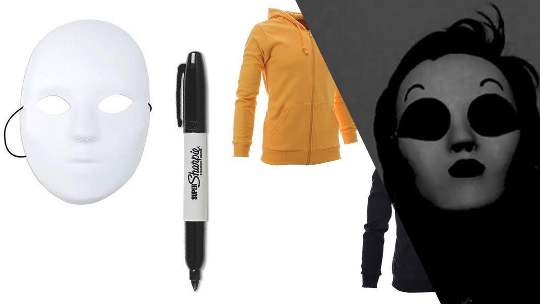 Masky Cosplay Tutorial
