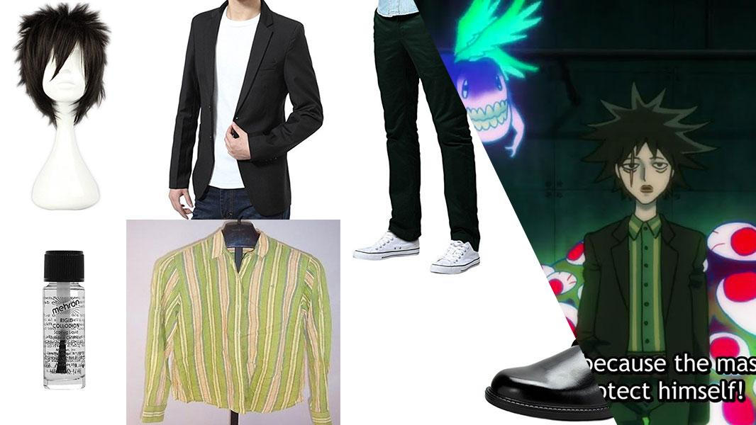 Matsuo from Mob Psycho 100 Cosplay Tutorial