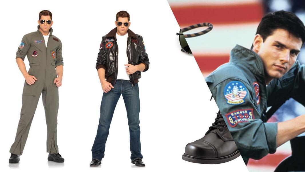 Maverick from Top Gun Cosplay Tutorial