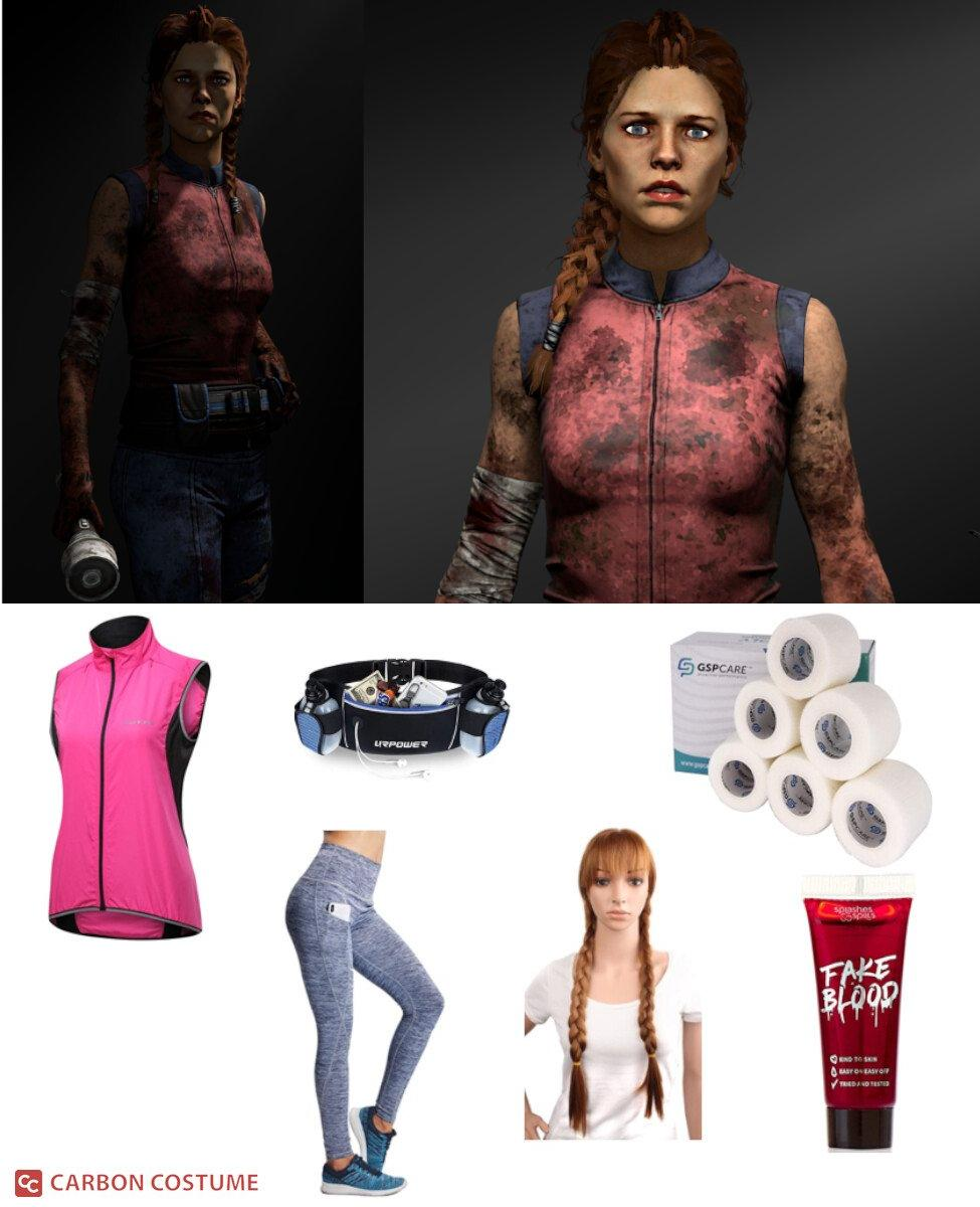 Meg Thomas from Dead by Daylight Cosplay Guide
