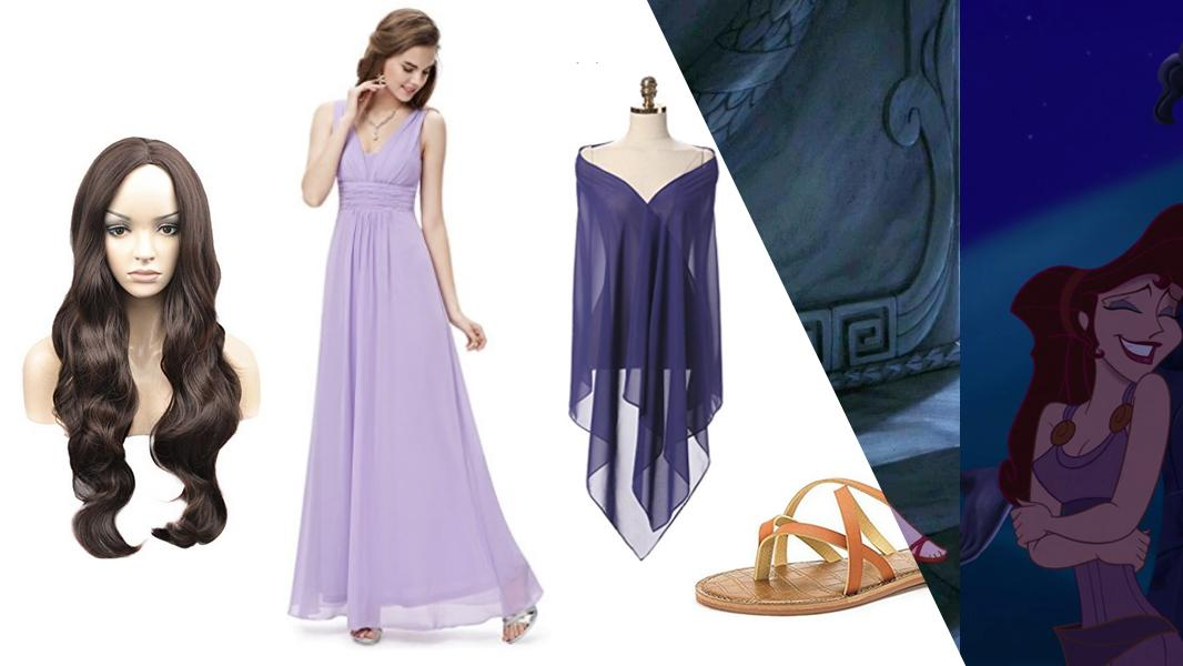 Megara Cosplay Tutorial