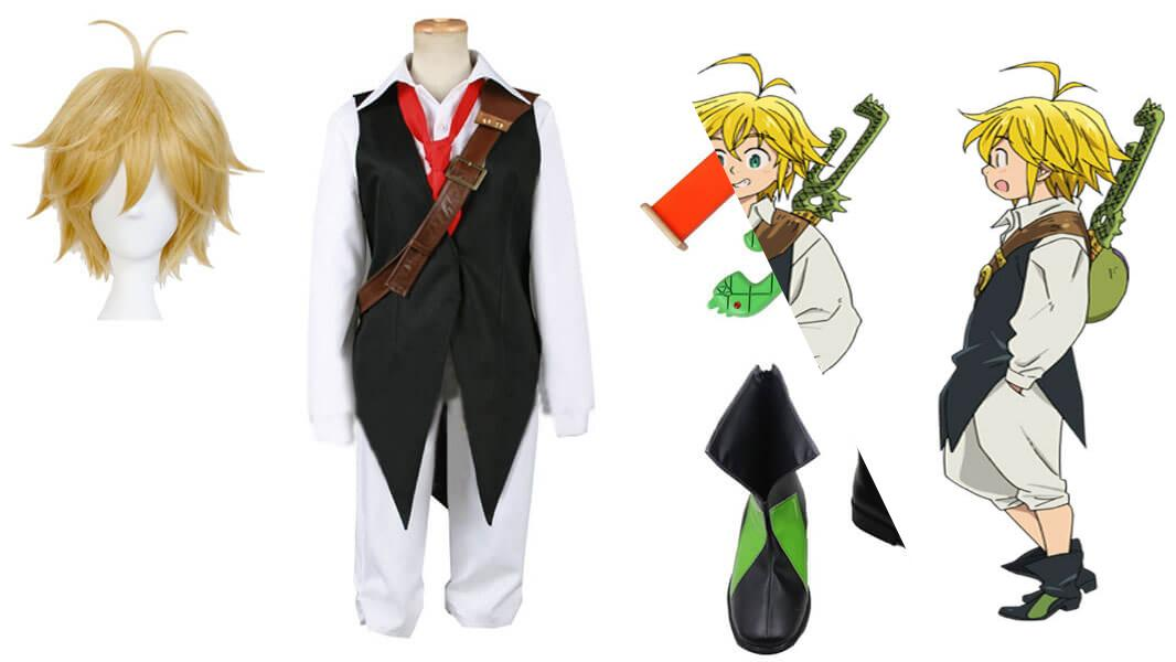 Meliodas Cosplay Tutorial