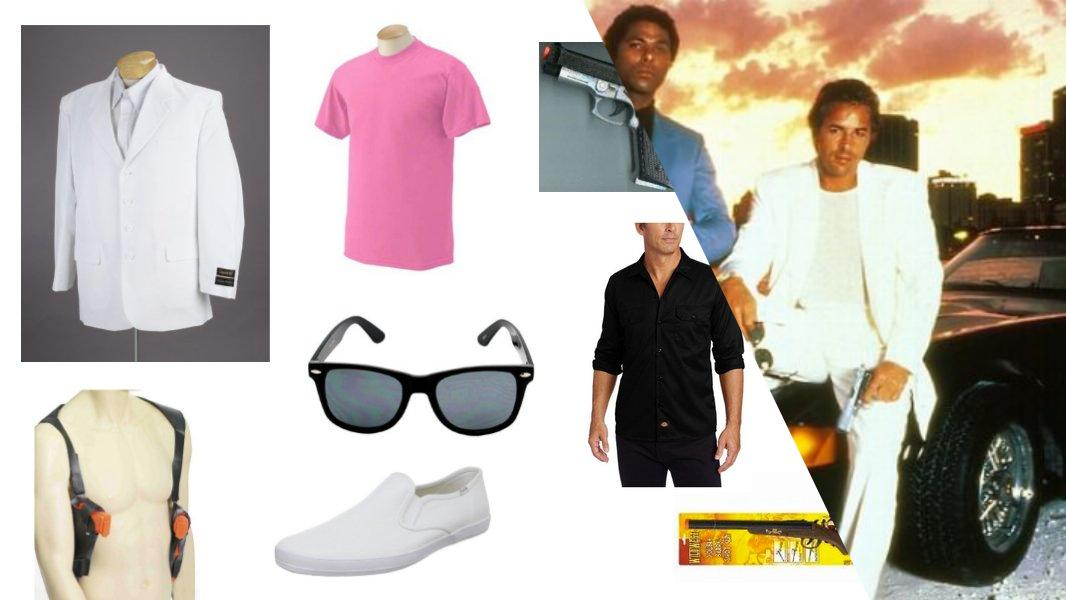 Miami Vice Cosplay Tutorial