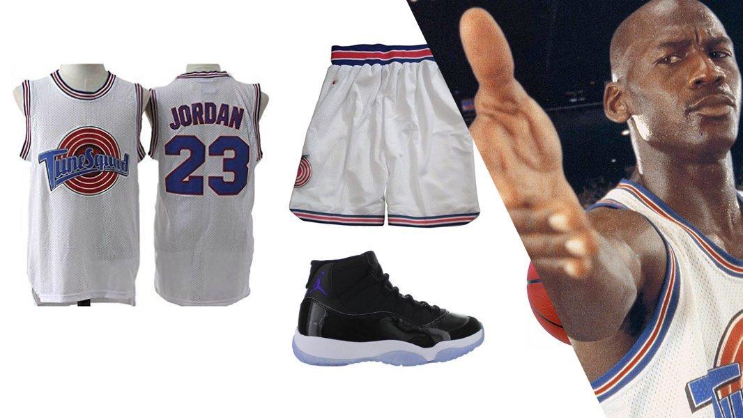 Michael Jordan in Space Jam Cosplay Tutorial