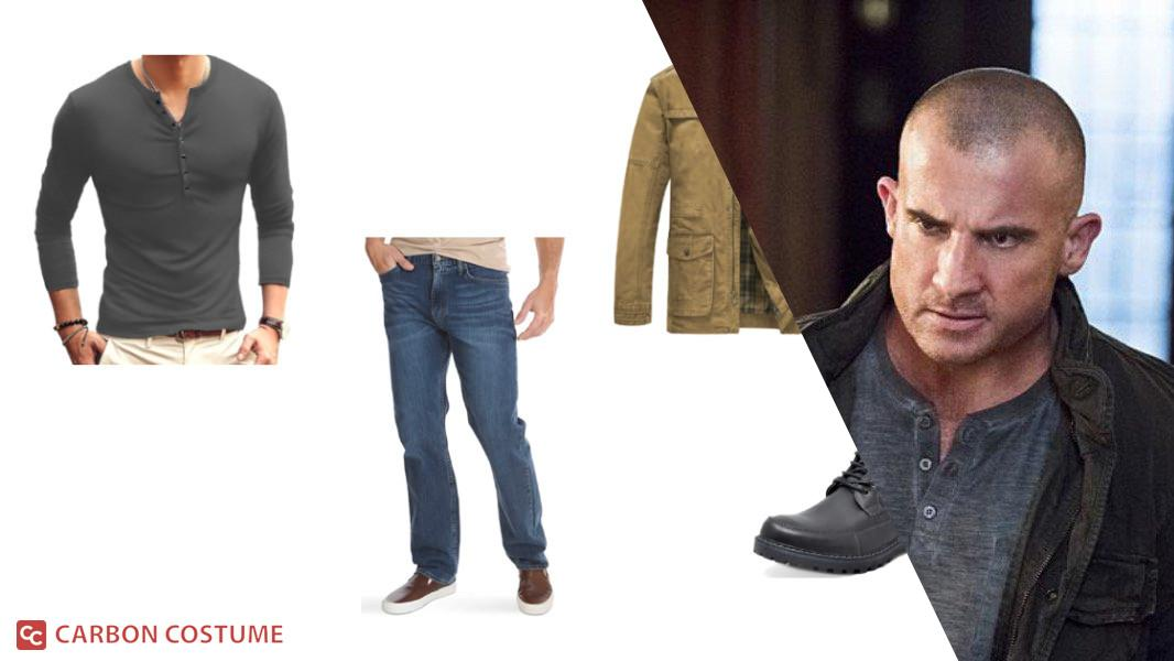 Mick from Legends of Tomorrow Cosplay Tutorial