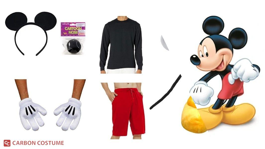 Mickey Mouse Cosplay Tutorial