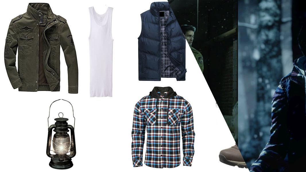 Mike from Until Dawn Cosplay Tutorial