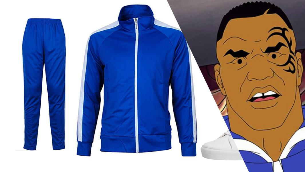 Mike Tyson Mysteries Cosplay Tutorial