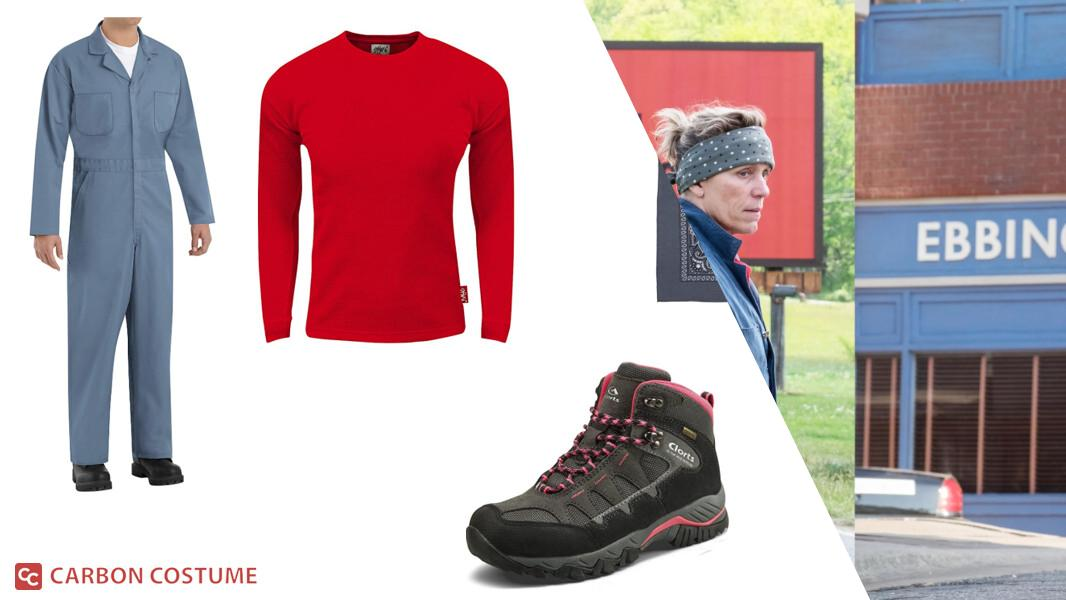 Mildred Hayes from Three Billboards Outside Ebbing, Missouri Cosplay Tutorial