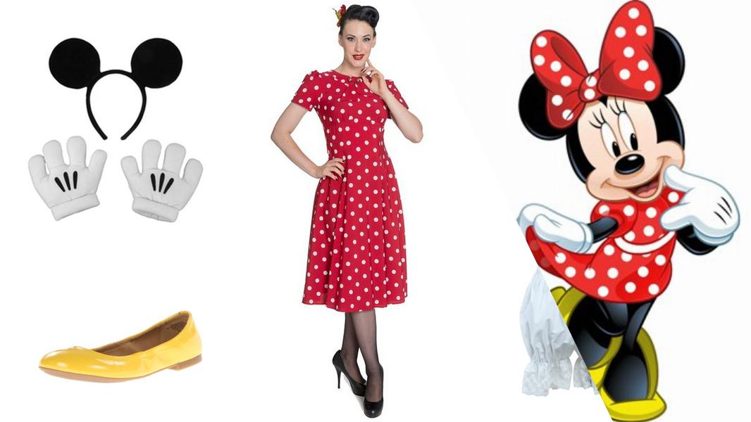 Minnie Mouse Cosplay Tutorial