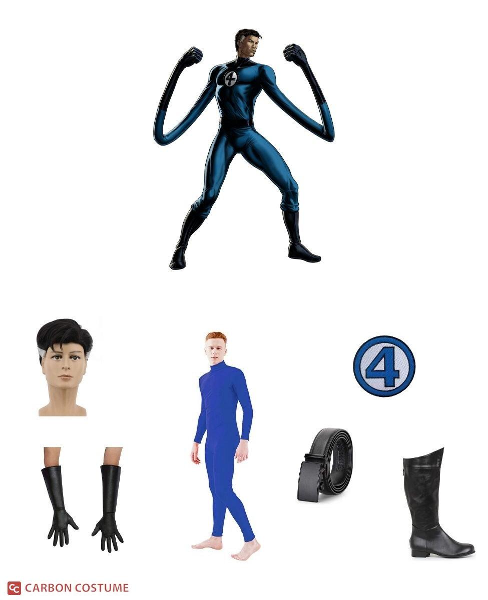 Mister Fantastic Cosplay Guide