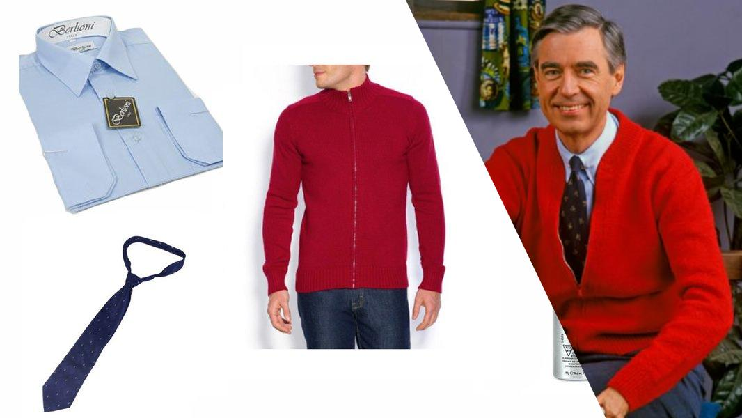 Mister Rogers Cosplay Tutorial