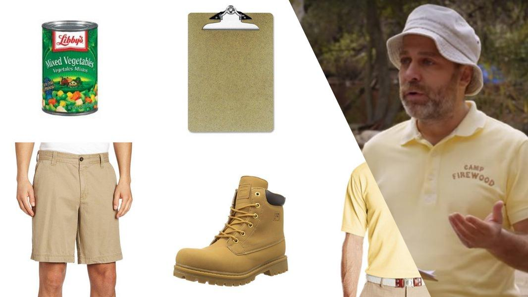 Mitch from Wet Hot American Summer Cosplay Tutorial