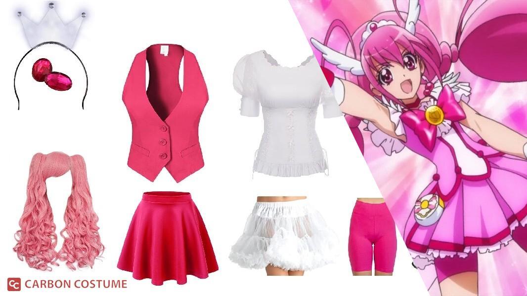 Miyuki Hoshizora from Pretty Cure Cosplay Tutorial