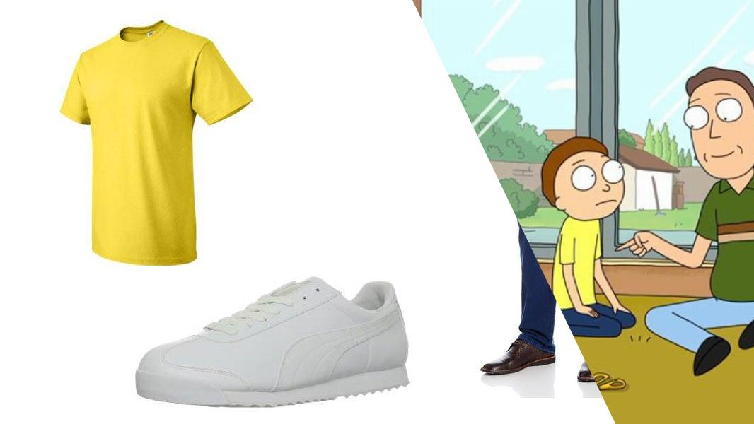 Morty Smith Cosplay Tutorial