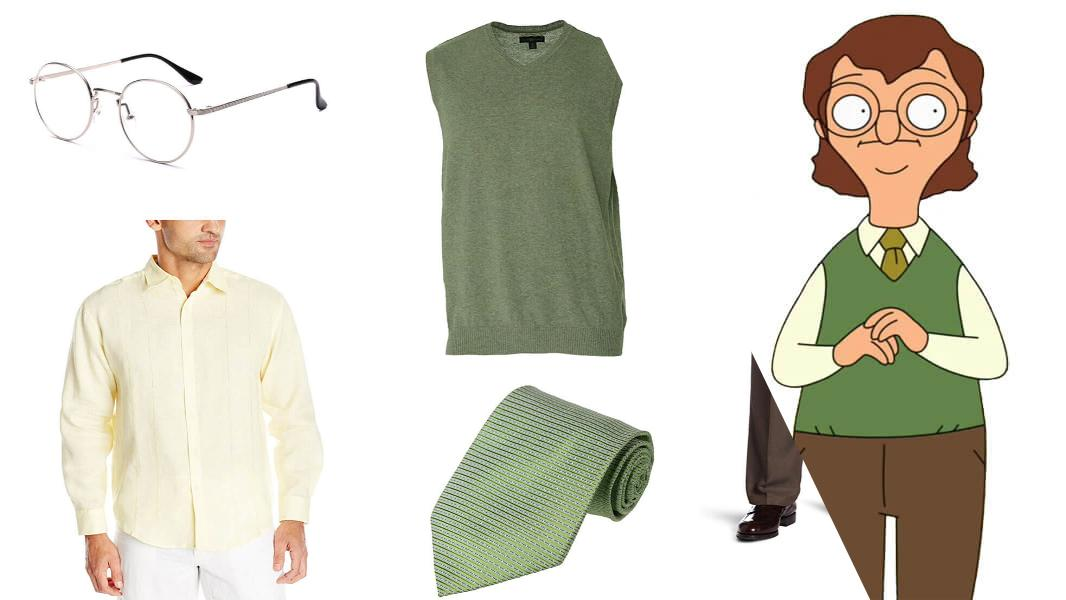Mr. Frond Cosplay Tutorial