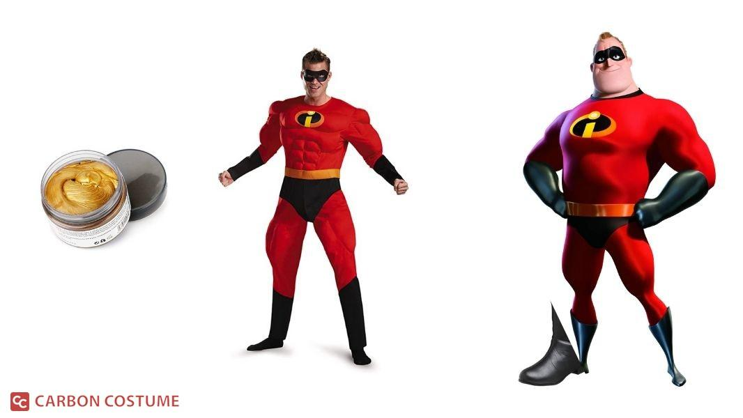 Mr. Incredible from The Incredibles Cosplay Tutorial