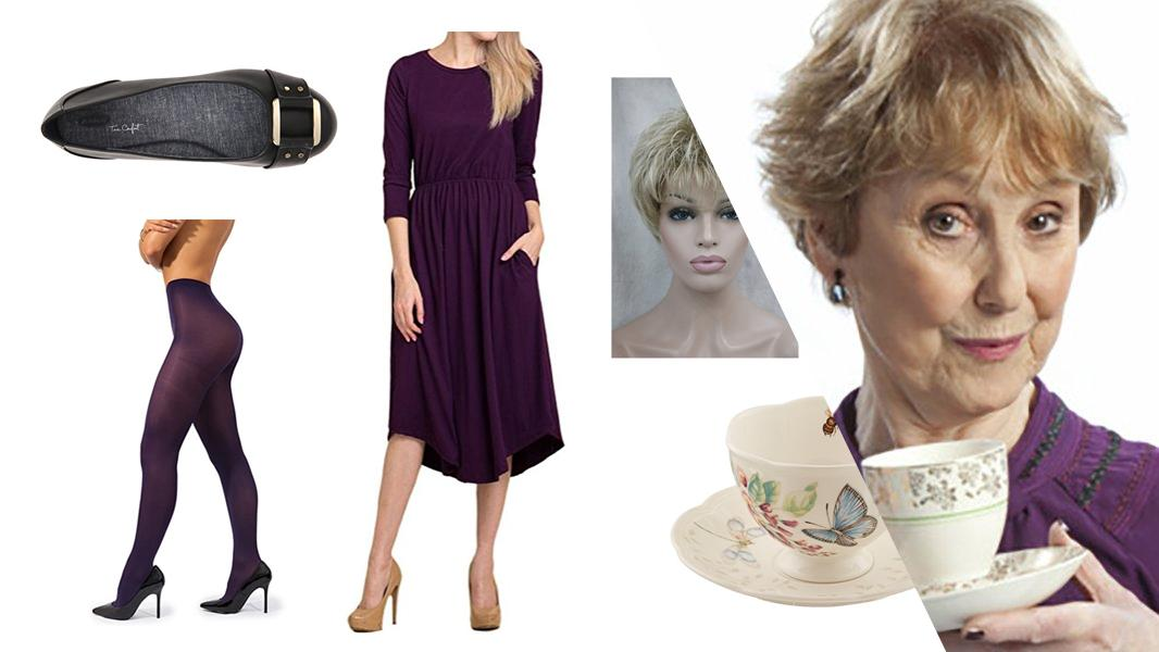 Mrs. Hudson (BBC) Cosplay Tutorial