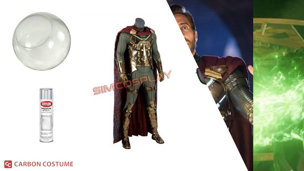 Mysterio from Spider-Man: Far From Home Cosplay Tutorial