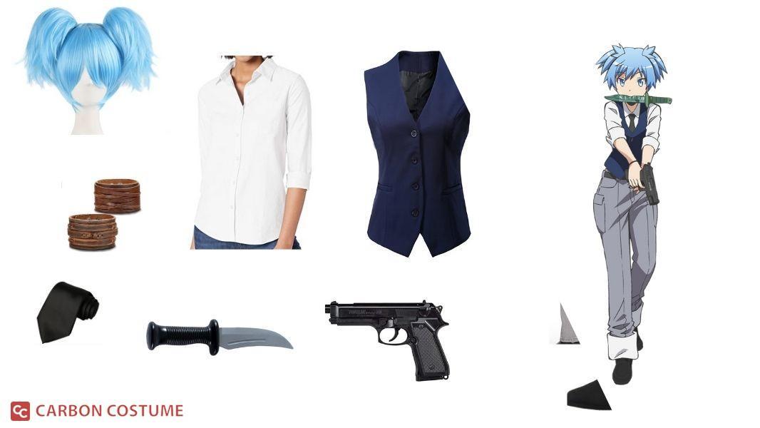 Nagisa Shiota from Assassination Classroom Cosplay Tutorial