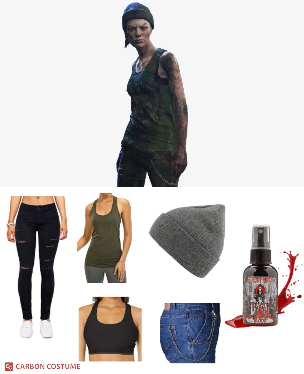 Nea Karlsson from Dead by Daylight Cosplay Guide