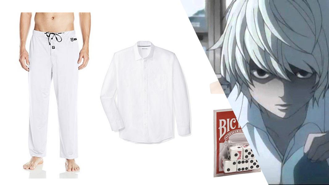 Near from Death Note Cosplay Tutorial