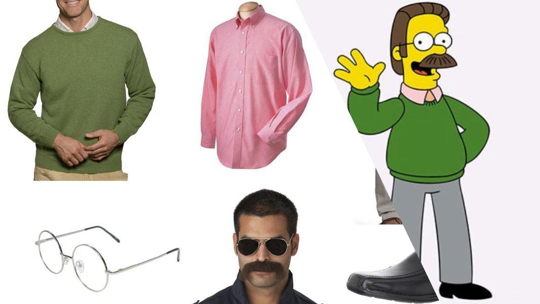 Ned Flanders Cosplay Tutorial