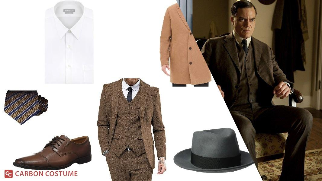 Nelson Van Alden from Boardwalk Empire Cosplay Tutorial
