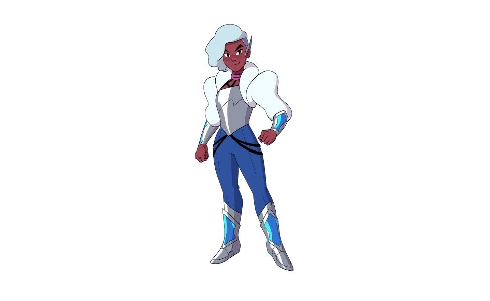 Netossa from She-Ra and the Princesses of Power