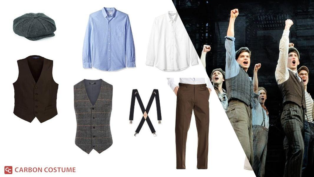 Newsies Cosplay Tutorial