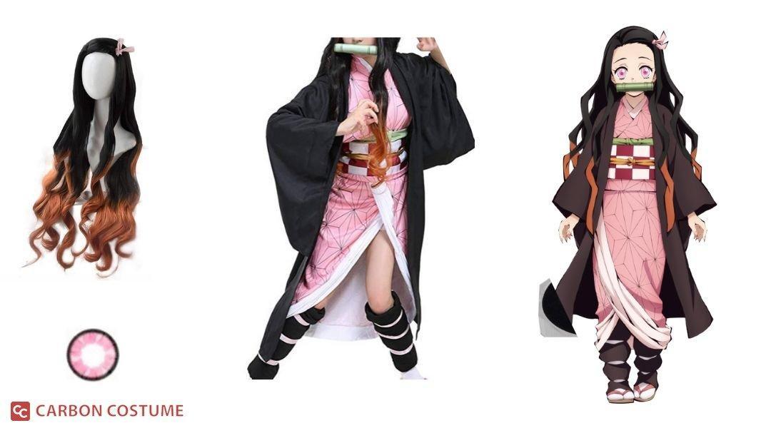 Nezuko Kamado from Demon Slayer Cosplay Tutorial