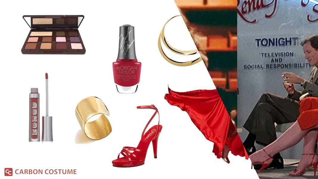 Nicki Brand from Videodrome Cosplay Tutorial