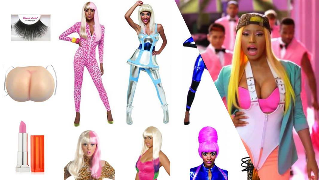 Nicki Minaj Cosplay Tutorial