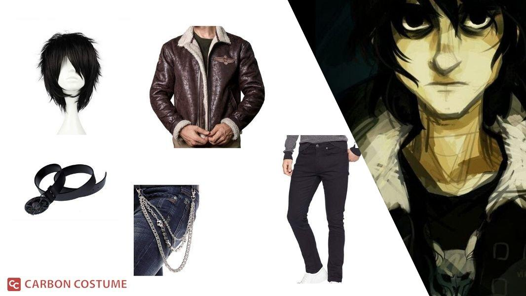 Nico Di Angelo from Percy Jackson Cosplay Tutorial