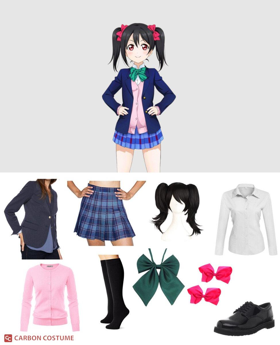 Nico Yazawa from Love Live! Cosplay Guide