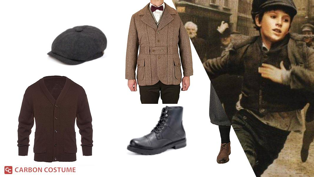 Oliver Twist Cosplay Tutorial