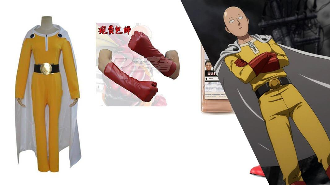 One-Punch Man Cosplay Tutorial