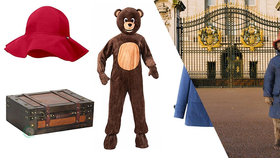 Paddington Bear Cosplay Tutorial