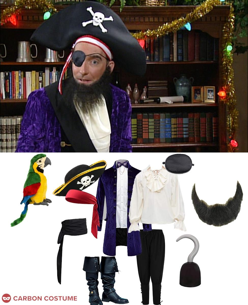 Patchy the Pirate from SpongeBob SquarePants Cosplay Guide