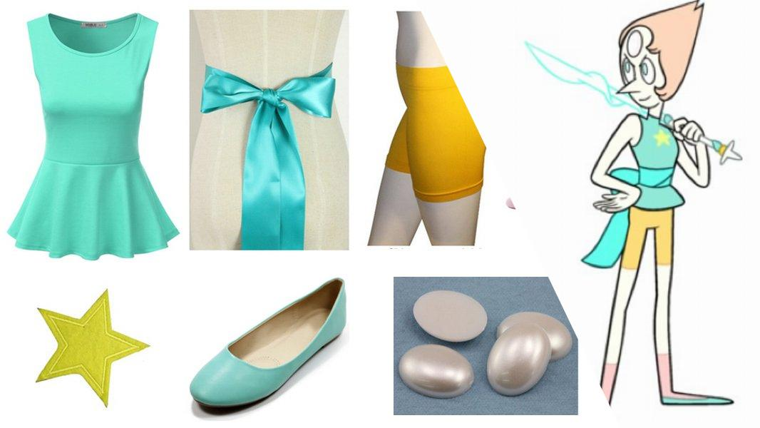 Pearl Cosplay Tutorial