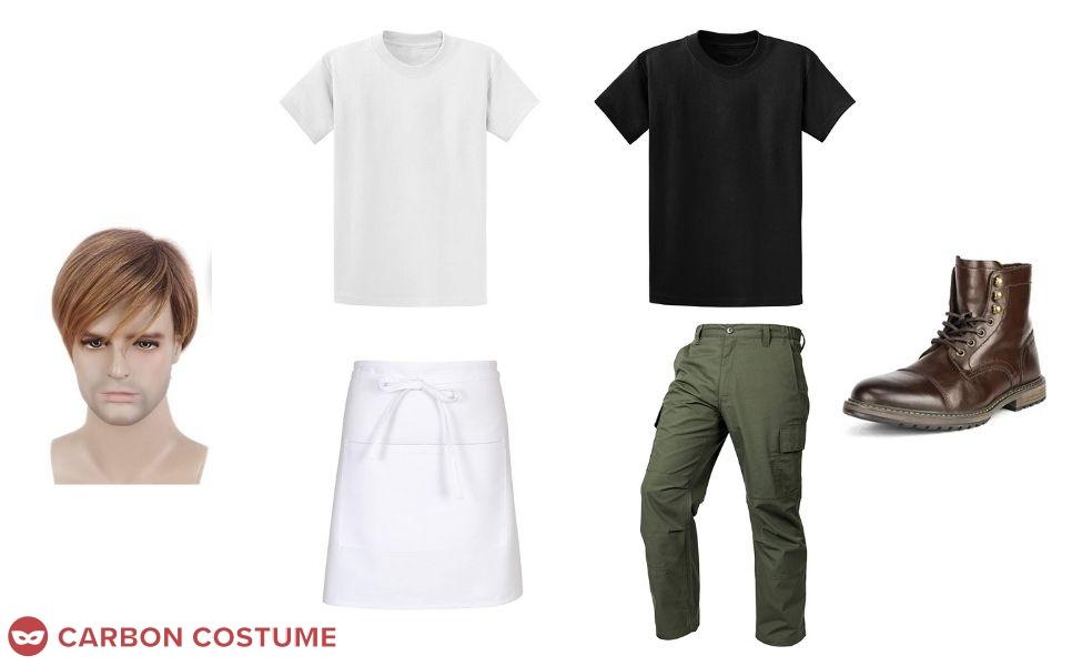 Peeta Mellark Costume