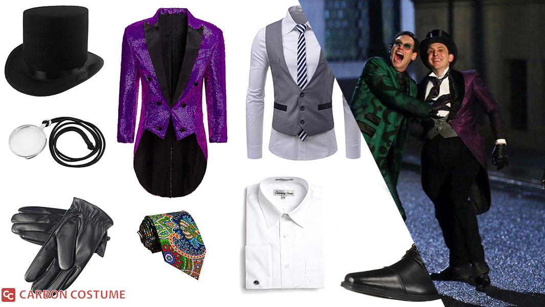 Penguin from Gotham Cosplay Tutorial