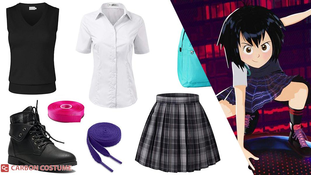 Peni Parker from Spider-Man: Into the Spider-Verse Cosplay Tutorial