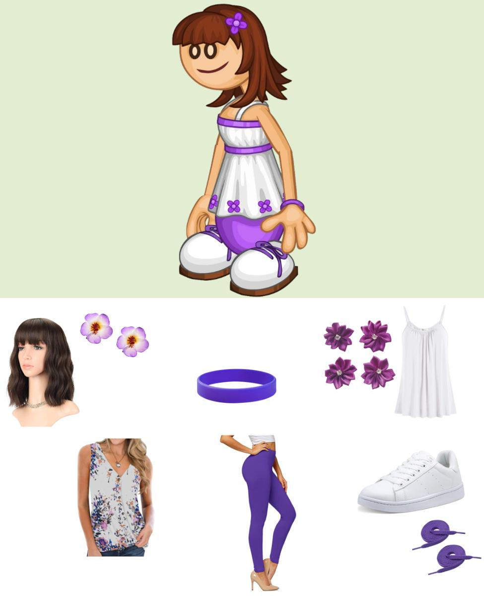 Penny from Papa Louie Cosplay Guide