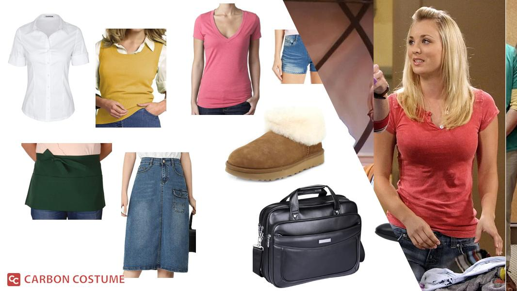 Penny from The Big Bang Theory Cosplay Tutorial