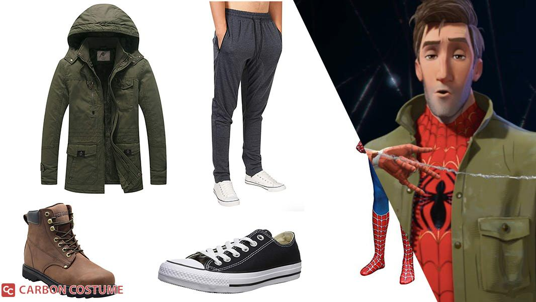 Peter B. Parker from Spider-Man: Into the Spider-Verse Cosplay Tutorial