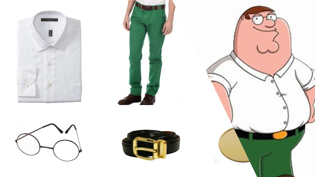 Peter Griffin Cosplay Tutorial