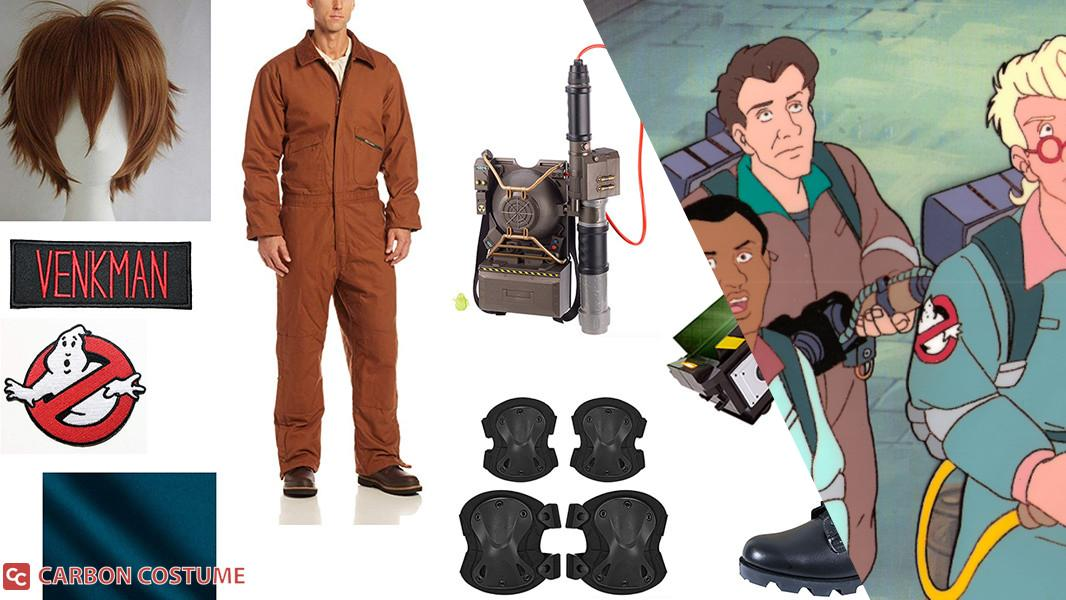 Peter Venkman from The Real Ghostbusters Cosplay Tutorial