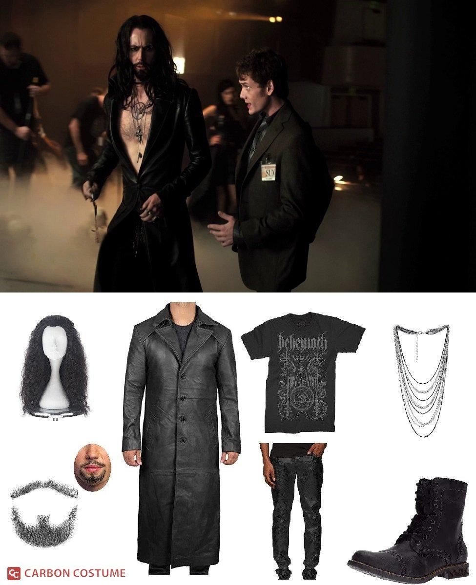 Peter Vincent from Fright Night (2011) Cosplay Guide